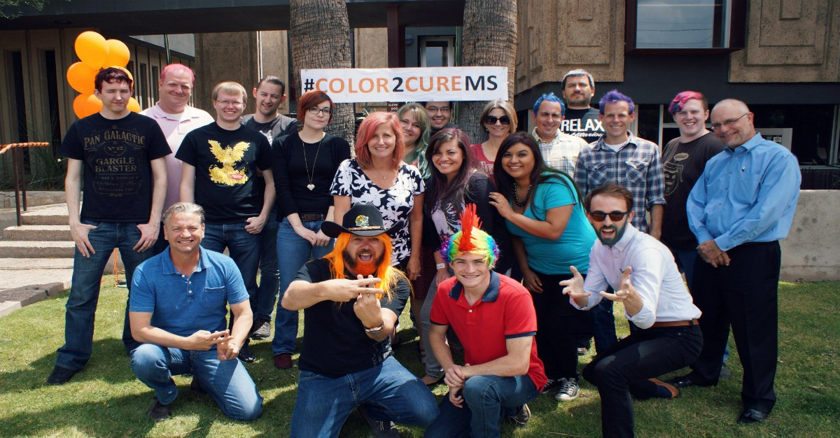 Ubiquia Exceeds 2500 Dollar Campaign Against Multiple Sclerosis