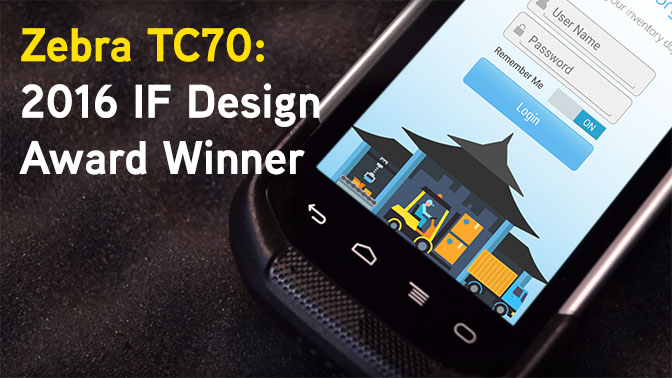 TC70 2016 IF Design Winner